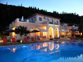 Apartments Avra, serviced apartment in Lefkada