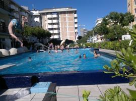 Hotel Amalfi, отель в городе Лидо-ди-Езоло