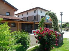 Villa Oasi Grand Hotel, hotell i Anzola dell'Emilia