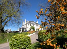 Ferryhill House Hotel, hotel near Old Town House, Aberdeen