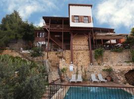 Hotel Villa Turka, отель в городе Аланья