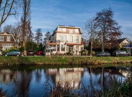 Alp de Veenen Hotel, hotel in Amstelveen
