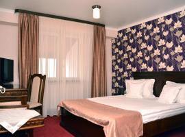 Hotel President, hotel in Satu Mare