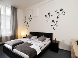 Hostel Opletalova, hotel in Prague