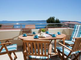 Apartments Medvid, luxury hotel in Trogir