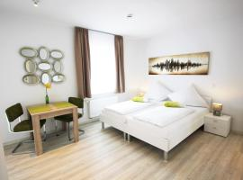 Aparthotel Gartenstadt, hotel in Bamberg