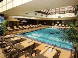 The Claridge - a Radisson Hotel, hotel in Atlantic City