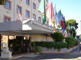 Hotel Marc'Aurelio, hotel near Cornelia Metro Station, Rome
