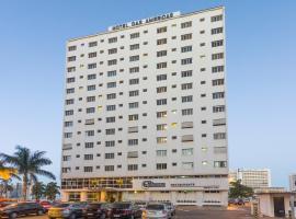 América Bittar Hotel, hotel near Parque da Cidade Dona Sarah Kubitschek, Brasilia