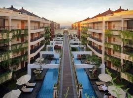 Vouk Hotel and Suites, hotel in Nusa Dua