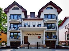 Villa Astoria, hotel near Zdrojowy Park, Świnoujście