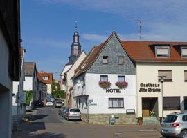 Hotel Alte Brücke, hotel in Bad Homburg vor der Höhe
