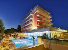 Hotel Eden, hotel v Bibione