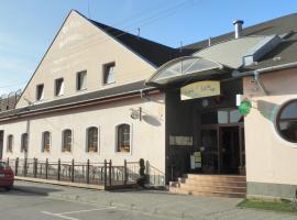 Hotel Le Café, hotel v destinácii Pohořelice