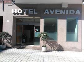 Hotel Avenida, hotel in Gijón