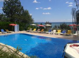 Rai Hotel, hotel din apropiere   de Thracian Cliffs Golf & Beach Resort, Cavarna