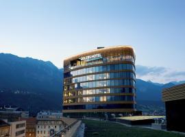 aDLERS Hotel Innsbruck, hotel near Innsbruck Airport - INN,