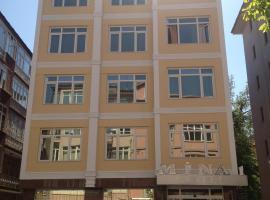 Mina 1 Hotel, hotel a Ankara