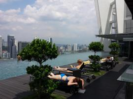 BEST KL City View at Regalia Residence, hotel in Kuala Lumpur
