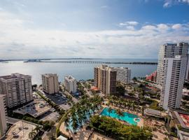 Fortune House Hotel Suites, serviced apartment in Miami