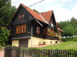 Drevenica Michael, hotel poblíž významného místa Liptovská Mara, Liptovský Trnovec