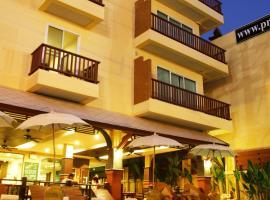 Sarita Chalet & Spa Hotel, hotel in Jomtien Beach