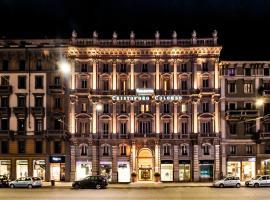 Worldhotel Cristoforo Colombo, struttura con onsen a Milano