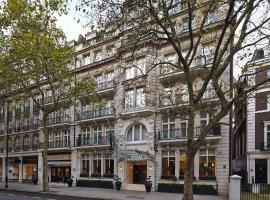 The Rembrandt, hotel en South Kensington, Londres