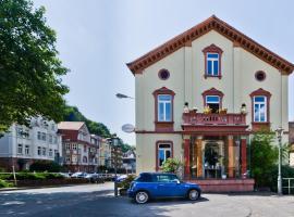 Hotel Monpti, hotel near Heidelberg Theater and Orchestra, Heidelberg