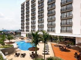 Movich Hotel de Pereira, hotel in Pereira