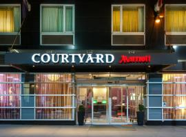 Courtyard by Marriott Times Square West, hotel near Times Square, New York