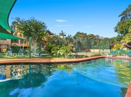 Byron Links Apartments, hotel near Byron Bay Golf Course, Byron Bay