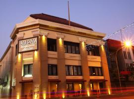 Varna Culture Hotel Soerabaia, accessible hotel in Surabaya