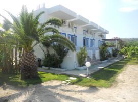 Nefeli Apartments, beach hotel in Kefalos