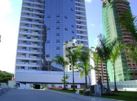 Boa Viagem 420 Apart Hotel, hotel near Museum of the Northeastern Man, Recife