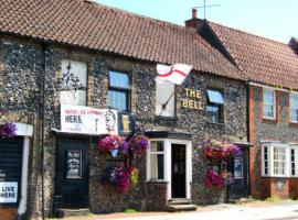 The Bell P.H., hotel near Weeting Castle, Brandon