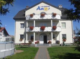 Pensjonat Amor, guest house in Mielno