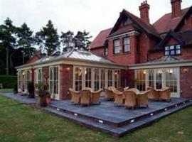 The Old Vicarage Hotel & Restaurant, hotel near RAF Museum Cosford, Bridgnorth