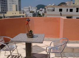 Astúrias Praia Hotel, hotel no Guarujá