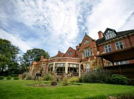 The Mount Hotel Country Manor Wolverhampton, hotel in Wolverhampton
