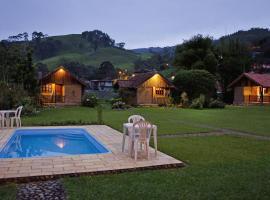 Pousada Vista Bonita, hotel with jacuzzis in Visconde De Maua