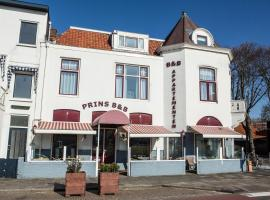 Prins Appartementen, B&B in Egmond aan Zee