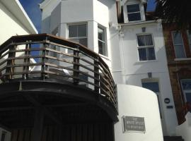 The White House, boutique hotel in Newquay