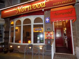 The Norwood, hotel near Central Pier Blackpool, Blackpool