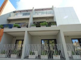 Dzīvoklis Melrose Apartments Melburnā
