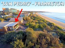 Award Winning Beach Front Retreat, hotel in Frankston