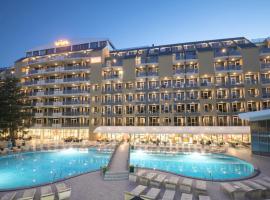 HVD Viva Club – Maximum All Inclusive & Beach Snack Bar, hotel in Golden Sands