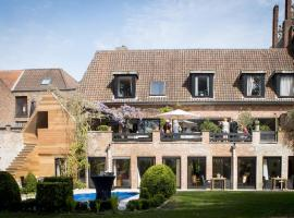B&B Filemon&Baucis, family hotel in Bruges