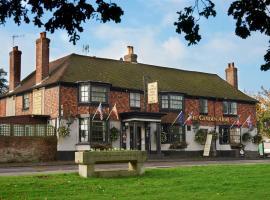 Camden Arms Hotel, hotel near Scotney Castle Garden and Estate, Royal Tunbridge Wells