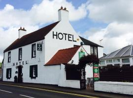 The Upper Largo Hotel & Restaurant, hotel near St Andrews - Eden Course, Lundin Links